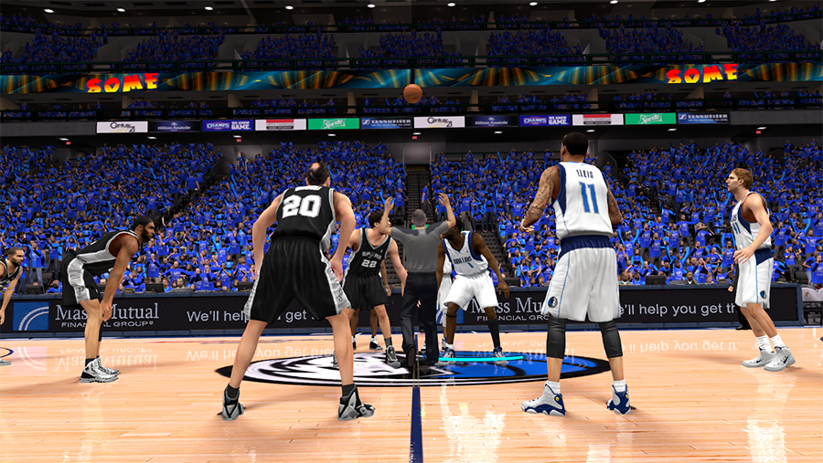 Dallas Mavericks 2014 Playoffs | NBA 2K14
