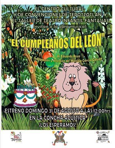 El cumpleaños del León