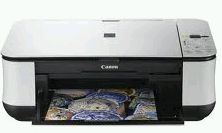 Canon MP 258 printer, may have experienced problems such as printer
