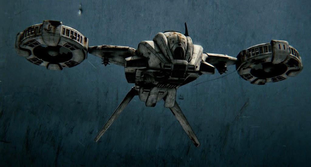 ruin 2011 drone