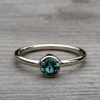 tourmaline ring