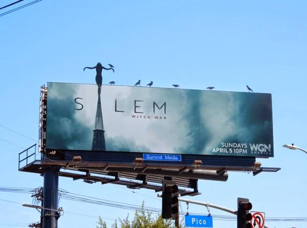 Salem season 2 special crow billboard