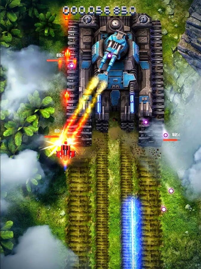 Sky Force 2014 v1.20 Mod [Unlimited Stars]