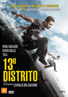 13º Distrito - BDRip Dual Áudio