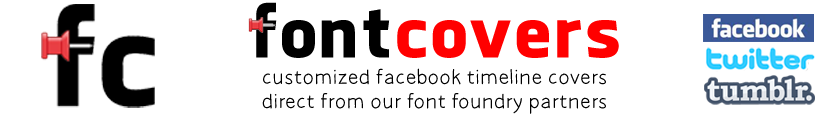 Font Covers