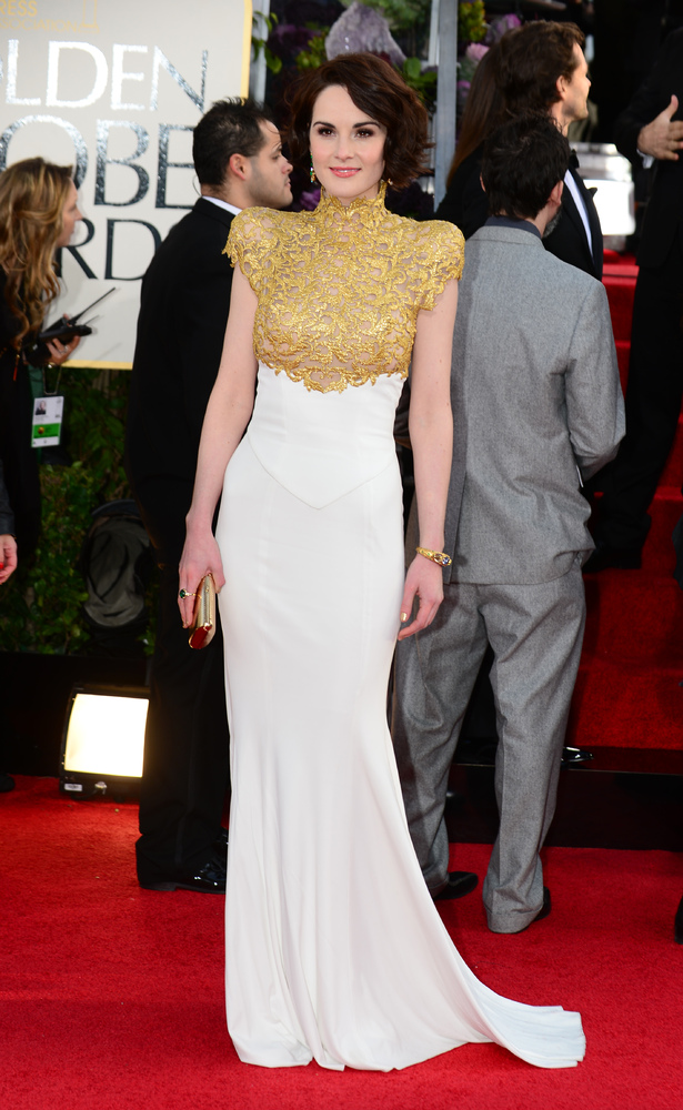 Another High Neck Clic Dress This Just Screams Old School Hollywood Glamour To Me