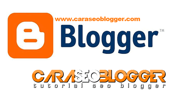 Cara Posting di Blog Blogger / Blogspot