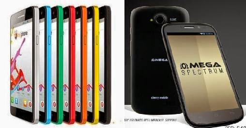 Cherry Mobile Spectrum versus MyPhone Agua Rio