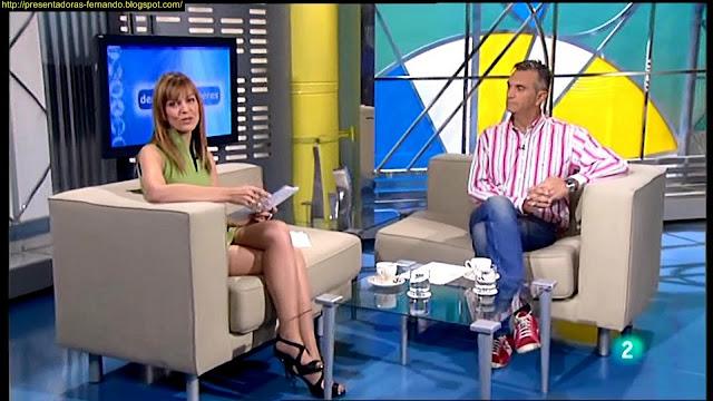 Maria Jose Molina  piernas