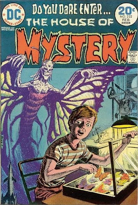 House of Mystery #222