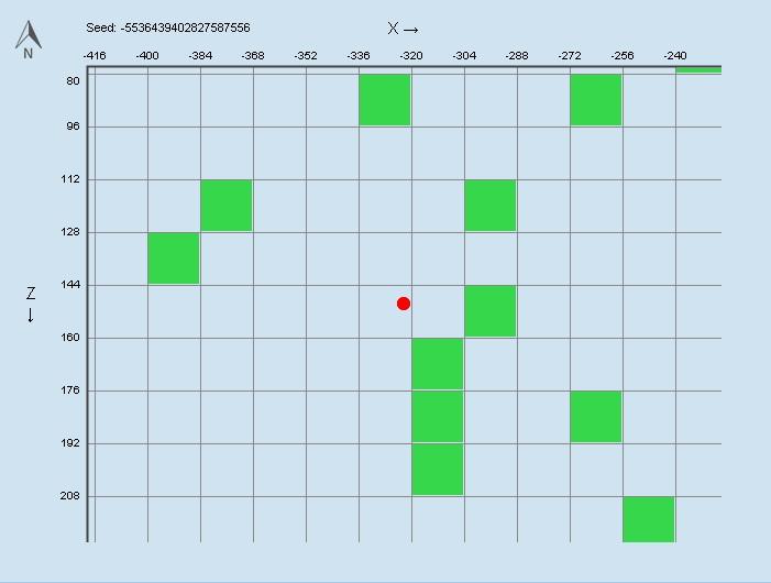 N3rd c0rn3r slime farming slime chunk map ccuart Choice Image