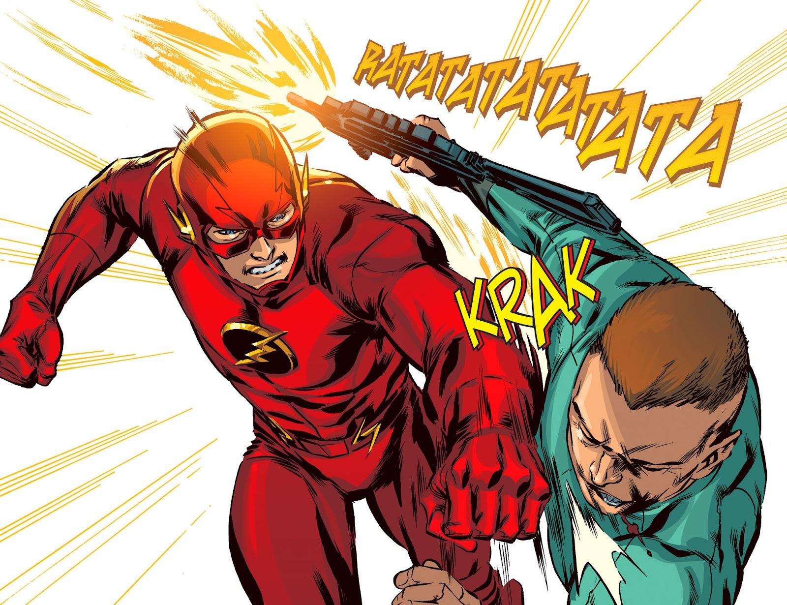 The Flash: Season Zero [I] Issue #20 #20 - English 9