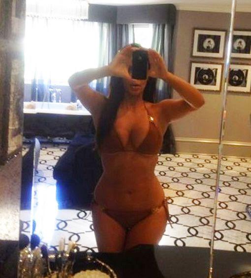 Kim Kardashian Photos Leak Online