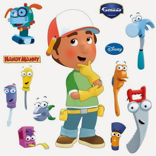 Kumpulan Gambar Handy Manny | Gambar Lucu Terbaru Cartoon Animation ...