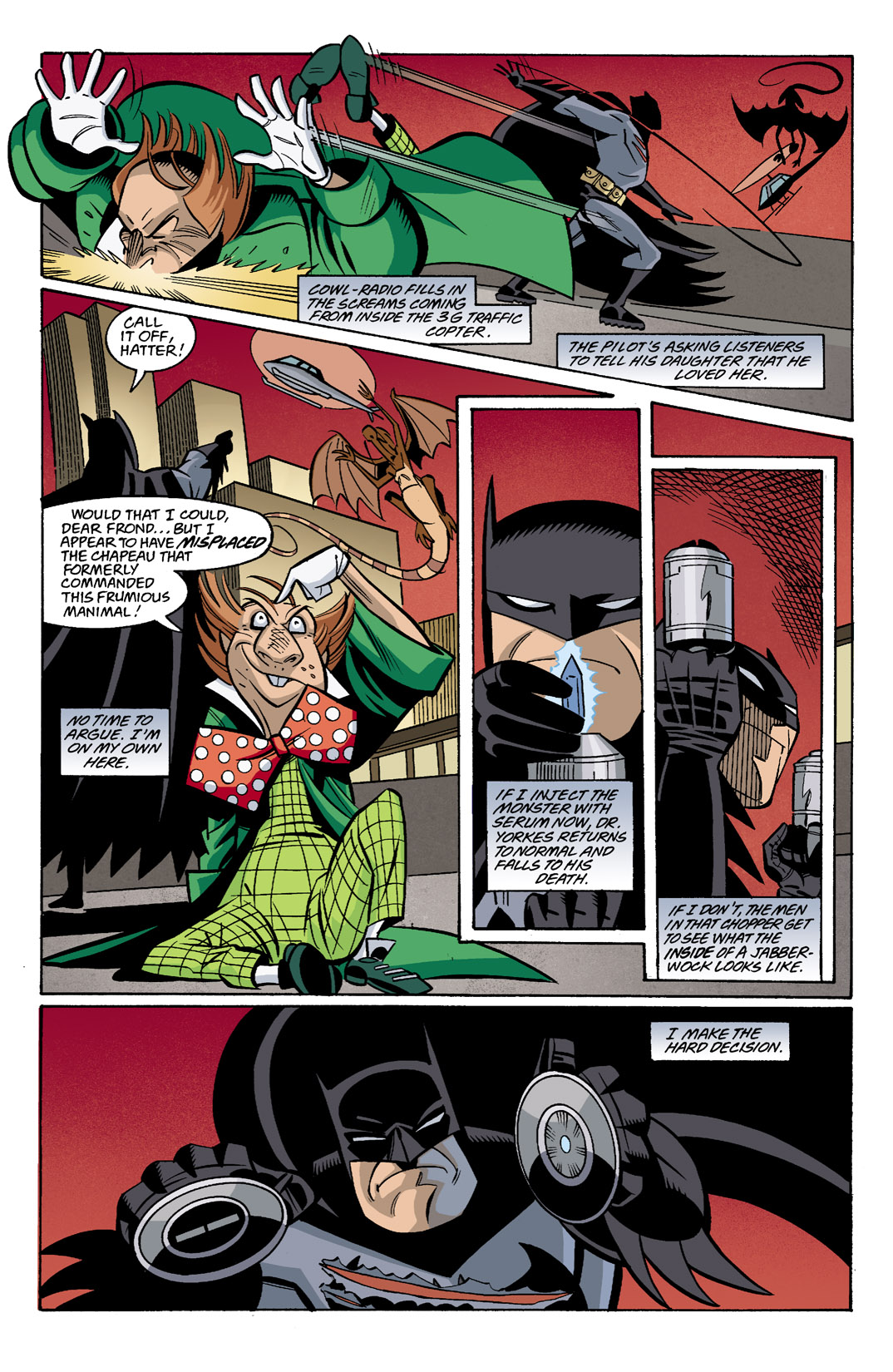 Detective Comics (1937) Issue #787 Page 19
