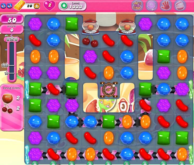 Candy Crush Saga 1333