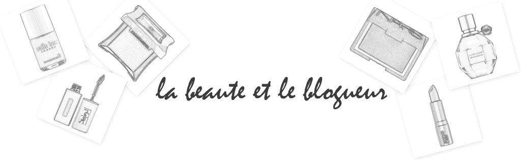 la beaute et le blogueur
