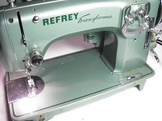 maquina de coser refrey 427 transforma