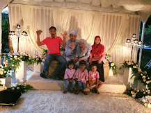 15 Wedding Photo  Anak Kak Zainon & Abang Ezanee