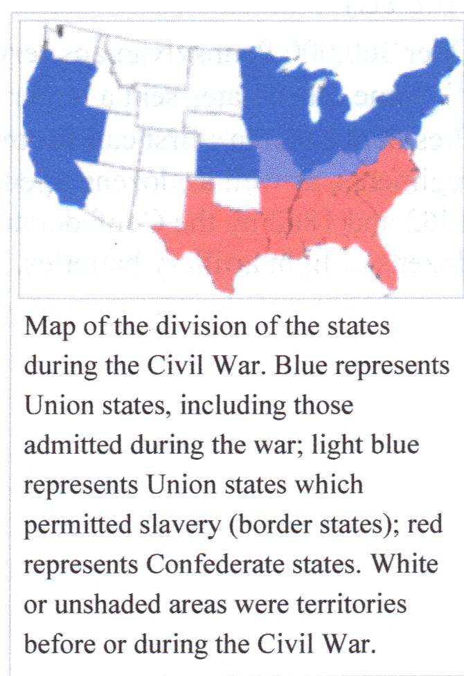 state of delaware opposed the extension of slavery during the civil war Civil war profiles delaware during the civil war: a southern, northern or border state local news date published: june 10, 2011.