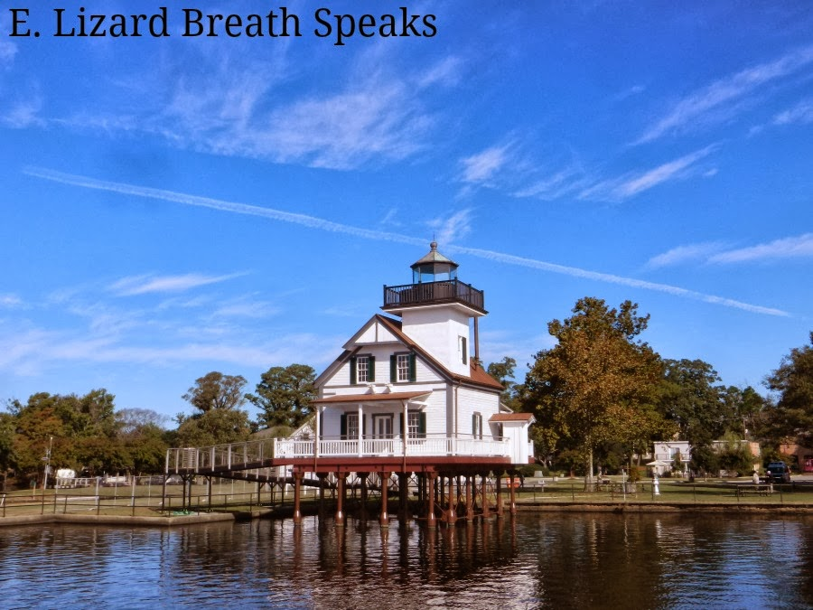 Roanoke River Lighthouse, Edenton, North Carolina