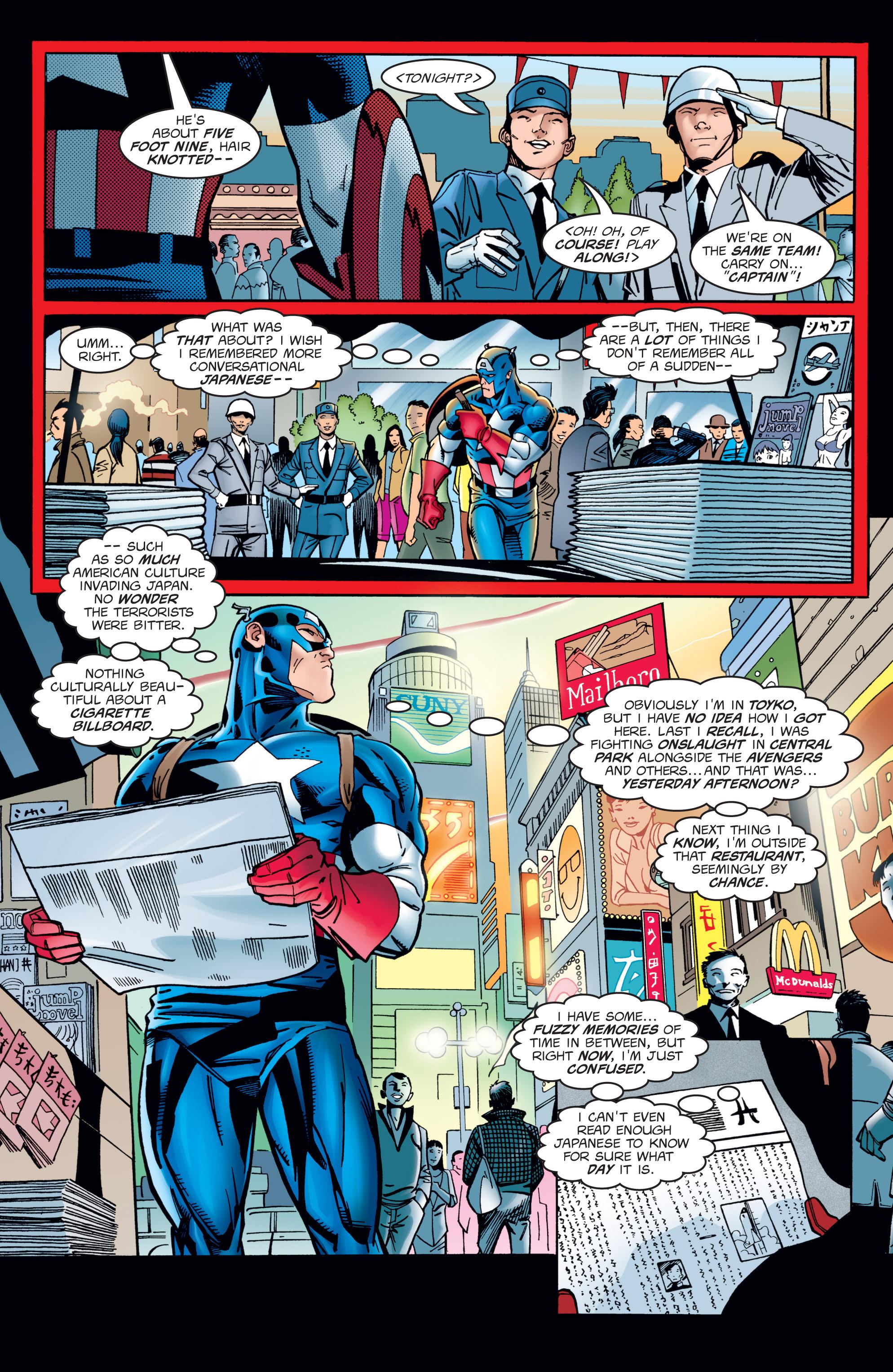 Captain America (1998) Issue #1 #4 - English 11