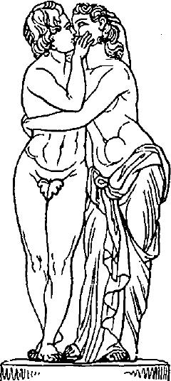 eros and psyche - greek mythology