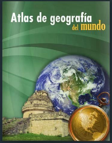 Atlas geográfico del mundo