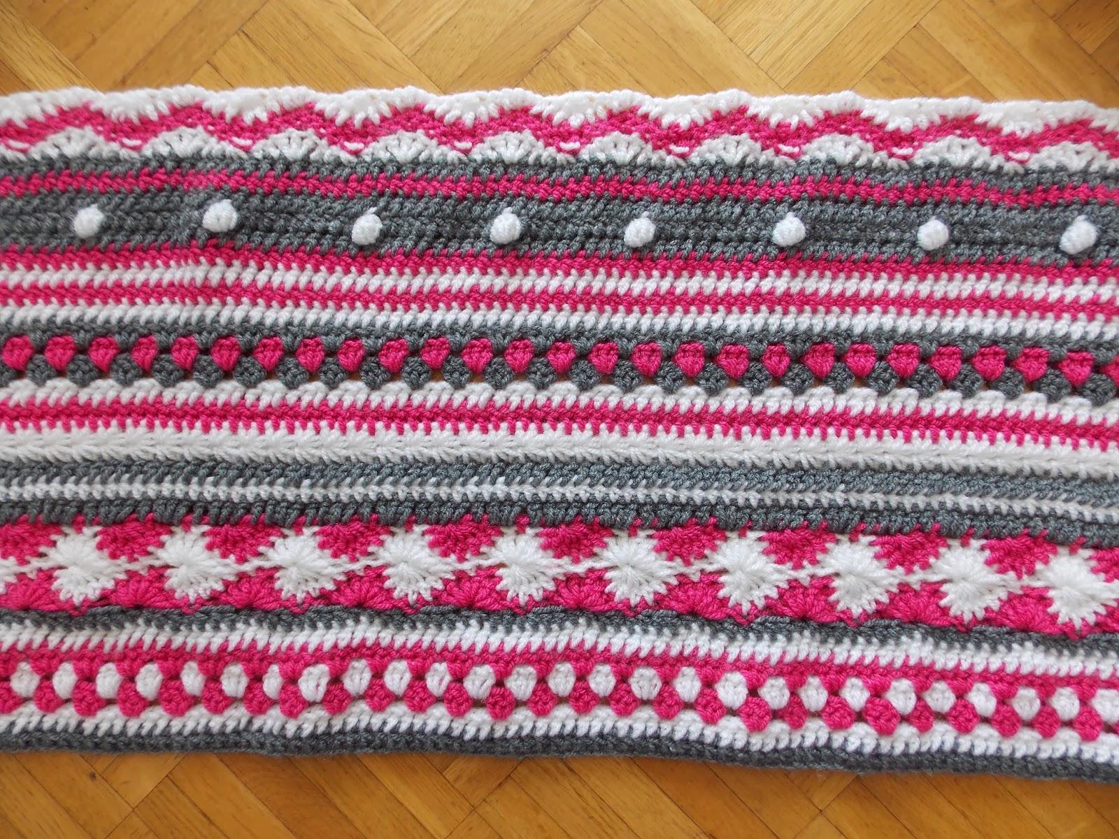 Badkamer Ideeen Opdoen ~ En dan nog een update van mijn dekens van de CrochetAlong