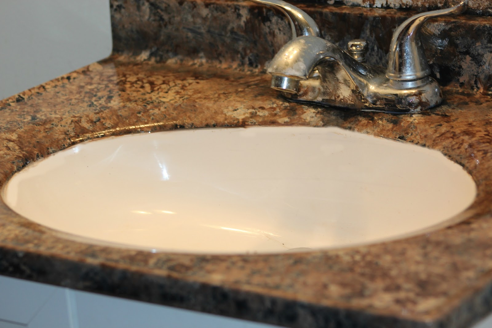 The fibrofrog giani granite review and giveaway for Giani granite