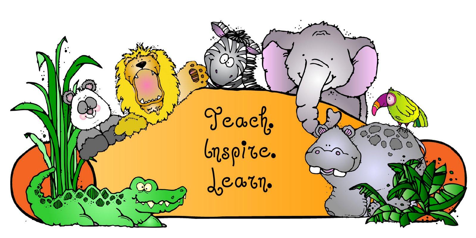 Teach. Inspire. Learn.