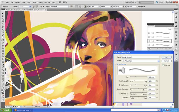 Download Torrent Adobe Illustrator Portable