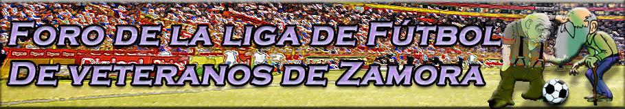 Foro de la liga de fútbol veteranos de Zamora