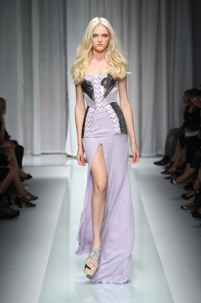 Elegant Evening Gown Beautiful Spring Collection 2011