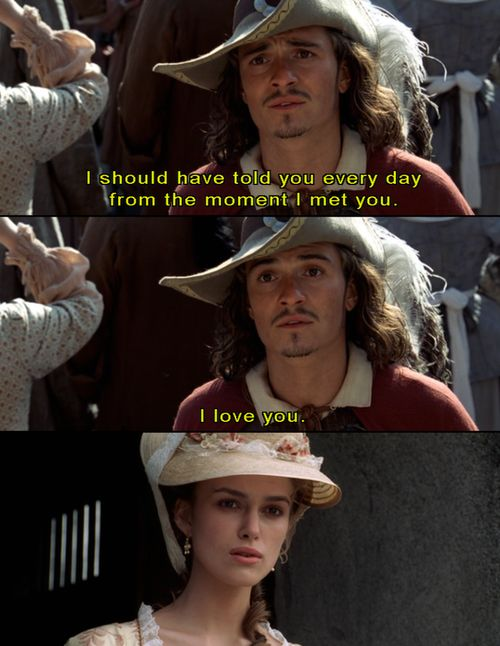 pirates of the caribbean black pearl ending relationship