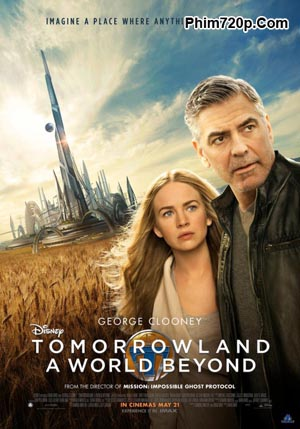 Tomorrowland 2015 poster