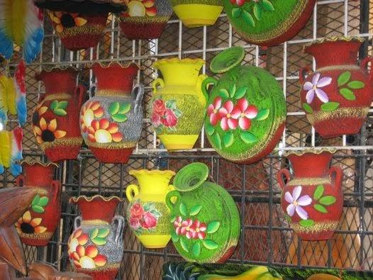 Provincia de cocl artesan as tomando auge en el turismo for Ceramicas reinaldo
