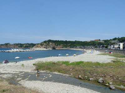 達者海水浴場・キャンプ場