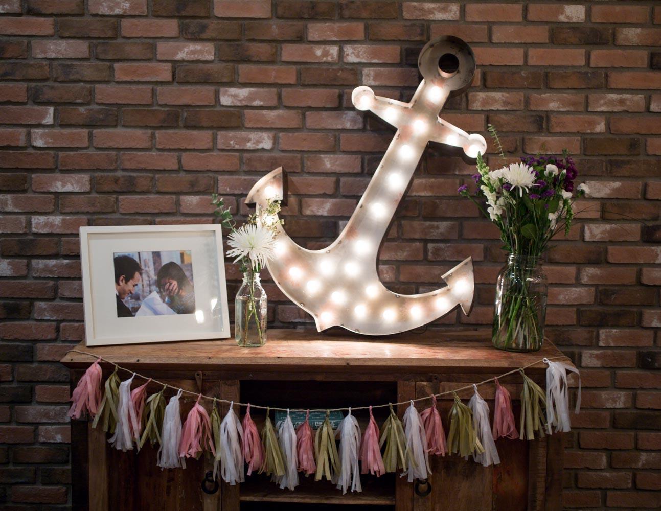 Bridal Shower Party Decor