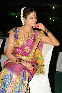 Asmita Sood in Telugu Bridal Attire 007.jpg