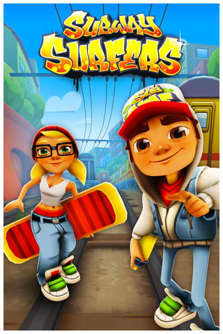 Subway Surfers Free Download Games Full Version