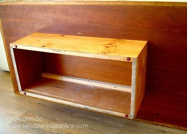 Comprar mesas de centro online. Muebles vintage en valencia.