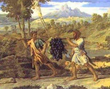 Joshua & Caleb