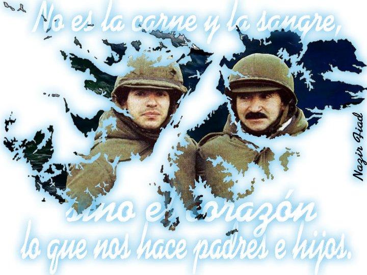 Malvinas, BIM 5, el batallón que se llenó de gloria