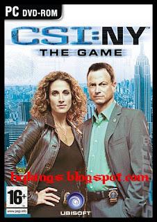 CSI New York PC Game Full
