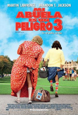Mi Abuela Es Un Peligro 3 DVDrip Español Latino