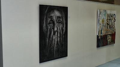 Exposición X Certamen Internacional de Pintura Toledo Puche.