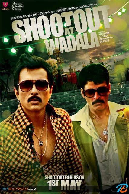 Posters: Shootout At Wadala- Bollywood Movie