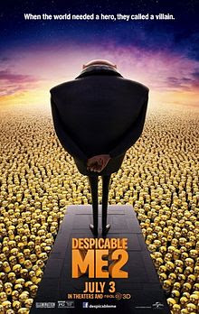 """Despicable Me 2""Full Hollywood DVD Rip Video Movie Download Online (2013)"