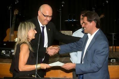 XXXII Premi de Narrativa Ribera d'Ebre - Toni Arencón Arias